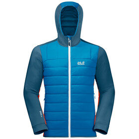 Jack Wolfskin Crossing Peak Jacket Men dark cobalt